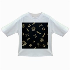 Pattern Seamless American Culture Infant/toddler T Shirts