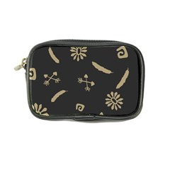 Pattern Seamless American Culture Coin Purse by Sapixe