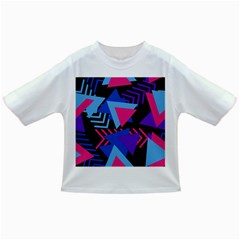 Memphis Pattern Geometric Abstract Infant/toddler T Shirts