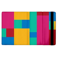 Background Abstract Apple Ipad 3/4 Flip Case by Sapixe