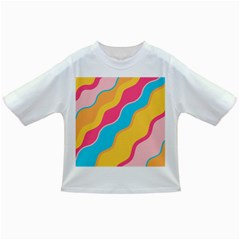 Cake Color Palette Painting Infant/toddler T Shirts