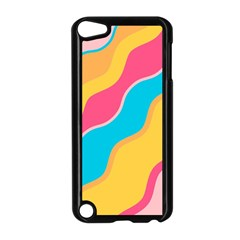 Cake Color Palette Painting Apple Ipod Touch 5 Case (black)