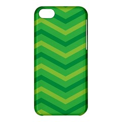 Green Background Abstract Apple Iphone 5c Hardshell Case
