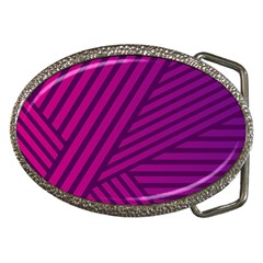 Pattern Lines Stripes Texture Belt Buckles by Sapixe