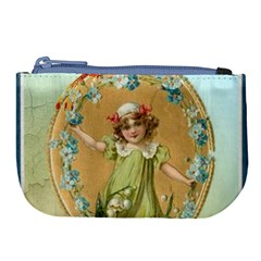 Vintage 1225895 1280 Large Coin Purse by vintage2030