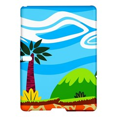 Landscape Background Nature Sky Samsung Galaxy Tab S (10 5 ) Hardshell Case