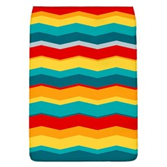 Retro Colors 60 Background Removable Flap Cover (l) by Sapixe