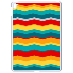 Retro Colors 60 Background Apple Ipad Pro 9 7   White Seamless Case by Sapixe