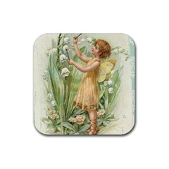 Fairy 1225819 1280 Rubber Square Coaster (4 Pack)  by vintage2030
