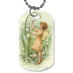 Fairy 1225819 1280 Dog Tag (one Side) by vintage2030