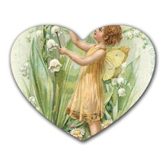 Fairy 1225819 1280 Heart Mousepads by vintage2030
