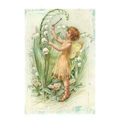 Fairy 1225819 1280 Shower Curtain 48  X 72  (small)  by vintage2030