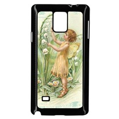 Fairy 1225819 1280 Samsung Galaxy Note 4 Case (black)