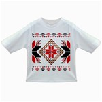 Ornament Stars Textile Crochet Infant/Toddler T-Shirts Front
