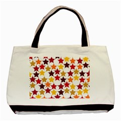 Background Abstract Basic Tote Bag (two Sides)