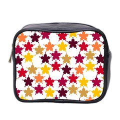Background Abstract Mini Toiletries Bag (two Sides) by Sapixe