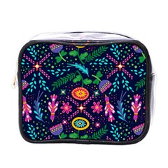 Pattern Nature Design Patterns Mini Toiletries Bag (one Side) by Sapixe