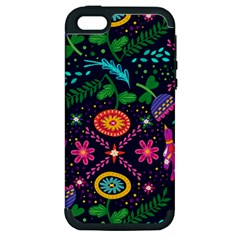 Pattern Nature Design Patterns Apple Iphone 5 Hardshell Case (pc+silicone)