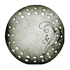 Grunge 1133689 1920 Round Filigree Ornament (two Sides) by vintage2030