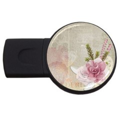 Scrapbook 1133667 1920 Usb Flash Drive Round (4 Gb) by vintage2030