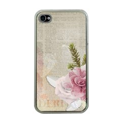Scrapbook 1133667 1920 Apple Iphone 4 Case (clear)
