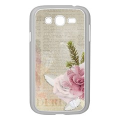 Scrapbook 1133667 1920 Samsung Galaxy Grand Duos I9082 Case (white) by vintage2030