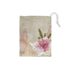 Scrapbook 1133667 1920 Drawstring Pouch (small)