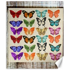 Butterfly 1126264 1920 Canvas 20  X 24  by vintage2030