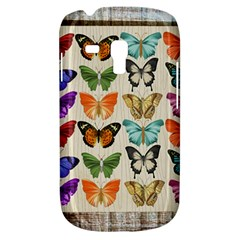 Butterfly 1126264 1920 Samsung Galaxy S3 Mini I8190 Hardshell Case by vintage2030