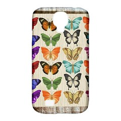Butterfly 1126264 1920 Samsung Galaxy S4 Classic Hardshell Case (pc+silicone) by vintage2030