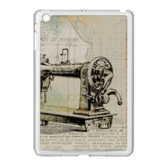 Sewing 1123716 1920 Apple Ipad Mini Case (white) by vintage2030