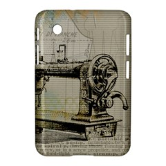 Sewing 1123716 1920 Samsung Galaxy Tab 2 (7 ) P3100 Hardshell Case  by vintage2030