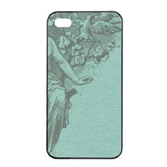 Background 1210548 1280 Apple Iphone 4/4s Seamless Case (black) by vintage2030