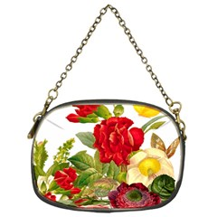 Flower Bouquet 1131891 1920 Chain Purse (one Side) by vintage2030