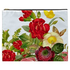 Flower Bouquet 1131891 1920 Cosmetic Bag (xxxl) by vintage2030