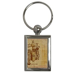 Vintage 1123731 1920 Key Chains (rectangle)  by vintage2030