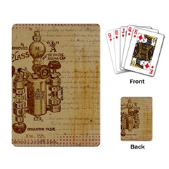 Vintage 1123731 1920 Playing Cards Single Design by vintage2030