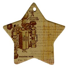Vintage 1123731 1920 Star Ornament (two Sides) by vintage2030
