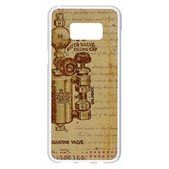 Vintage 1123731 1920 Samsung Galaxy S8 Plus White Seamless Case by vintage2030