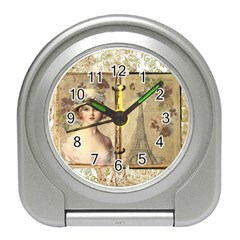 Paris 1122617 1920 Travel Alarm Clock by vintage2030