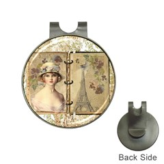 Paris 1122617 1920 Hat Clips With Golf Markers by vintage2030