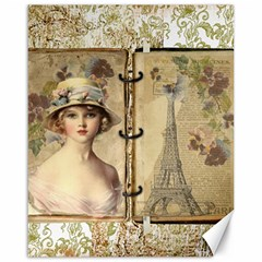 Paris 1122617 1920 Canvas 16  X 20  by vintage2030
