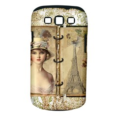 Paris 1122617 1920 Samsung Galaxy S Iii Classic Hardshell Case (pc+silicone) by vintage2030