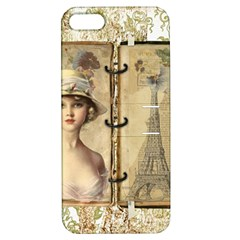 Paris 1122617 1920 Apple Iphone 5 Hardshell Case With Stand by vintage2030