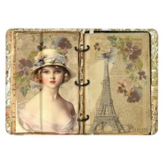Paris 1122617 1920 Samsung Galaxy Tab 8 9  P7300 Flip Case by vintage2030