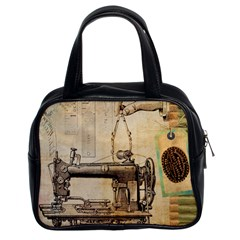 Sewing 1123718 1920 Classic Handbag (two Sides)