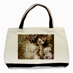 Little 1220480 1920 Basic Tote Bag (two Sides) by vintage2030
