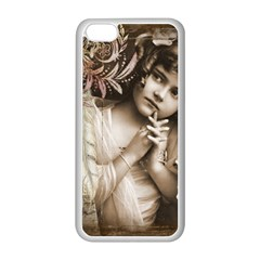 Little 1220480 1920 Apple Iphone 5c Seamless Case (white) by vintage2030