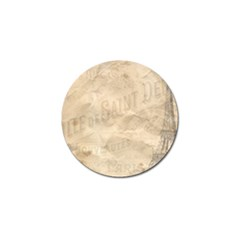 Paris 1118815 1280 Golf Ball Marker by vintage2030