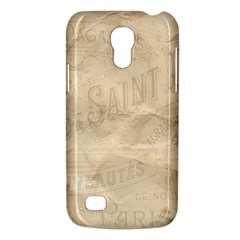 Paris 1118815 1280 Samsung Galaxy S4 Mini (gt I9190) Hardshell Case  by vintage2030